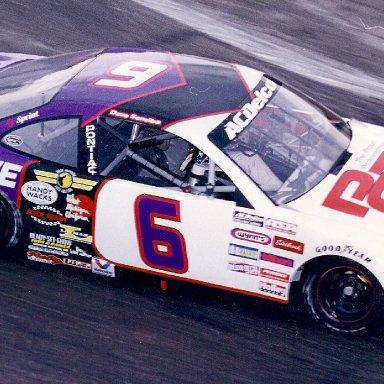 Dave Sensiba Anderson Speedway ASA 1998