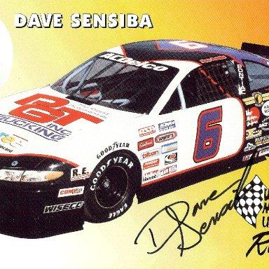 Dave Sensiba ASA 1998
