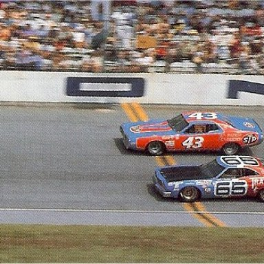 Richard Petty - 1975 Firecracker 400