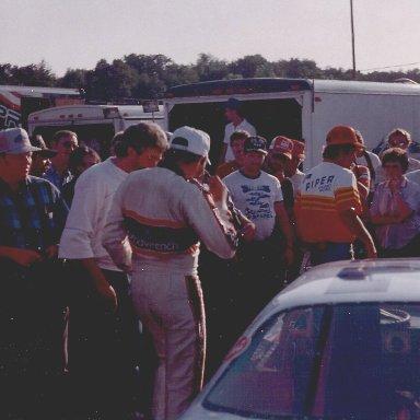 Dale at Berlin (Michigan) Raceway