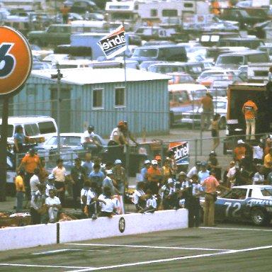 #72 Joe Milliken 1979 Gabriel 400 @ Michigan
