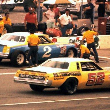 #2 David Pearson #52 Jimmy Means 1979 Champion Spark Plug 400 @ Michigan