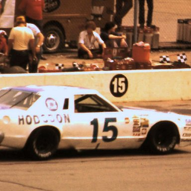 #15 Bobby Allison   1979 Champion Spark Plug 400 @ Michigan
