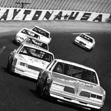 1983 Cale at Daytona 2