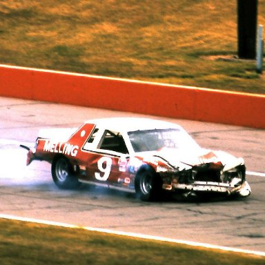 #9 Bill Elliott 1982 Champion Spark Plug 400 @ Michigan