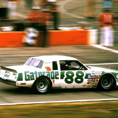 #88 Bobby Allison 1982 Champion Spark Plug 400 @ Michigan