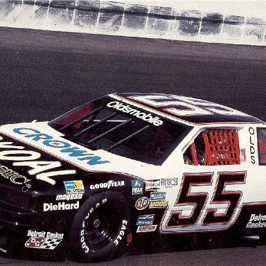 Phil Parson's 1988 Olds