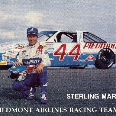 Sterling Marlin 1988