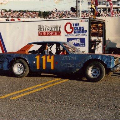 racing 23