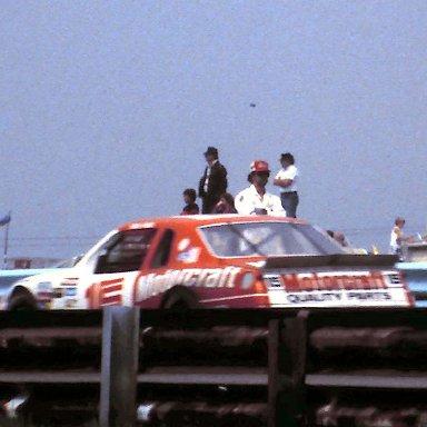 #15 Ricky Rudd   1986 The Budweiser at the Glen