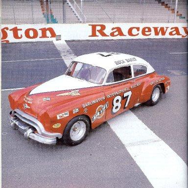 Buck Baker's 1950 Oldsmobile