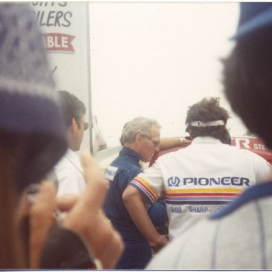 Newman at R.A. 1982