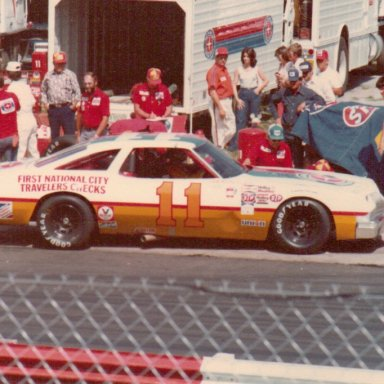 Cale Yarborough, 1978