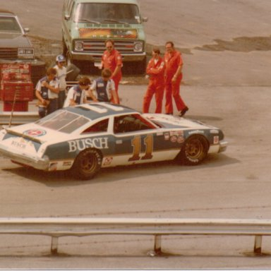 Cale Yarborough, 1979