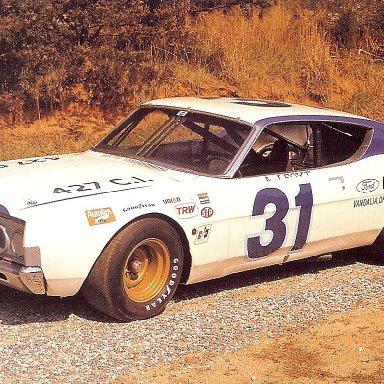A.J. Foyt's 1969 Ford Torino