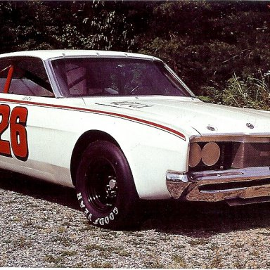 LeeRoy Yarbrough's 1968 Mercury Cyclone