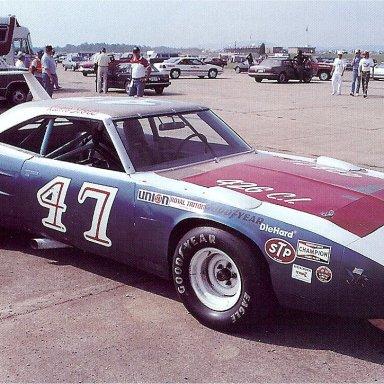 Ramo Stott's 1970 Superbird