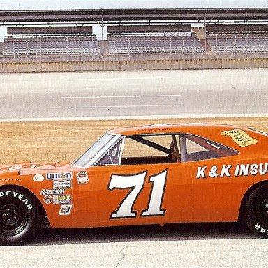 Bobby Isaac's 1969 Dodge Charger Daytona