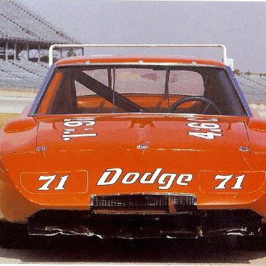 Bobby Isaac's 1969 Dodge Charger Daytona 1
