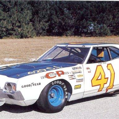 Bobby Unser's 1972 Torino