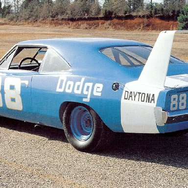Buddy Baker's 1969 Dodge Daytona