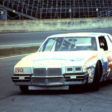 JOE MILLIKAN ..DAYTONA 1982