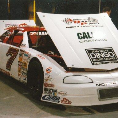 Ready Eddy Racecars