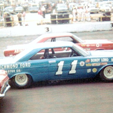 '65 #11 N.Jarrett 2a (South.500 Winner)