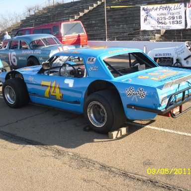 2011 reunion the first event at Middle Ga Raceway 005
