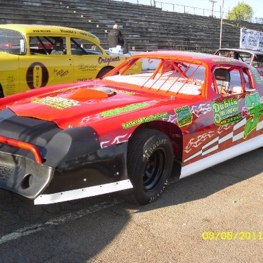 2011 reunion the first event at Middle Ga Raceway 015