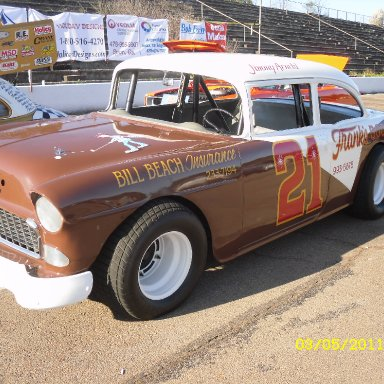 2011 reunion the first event at Middle Ga Raceway 030