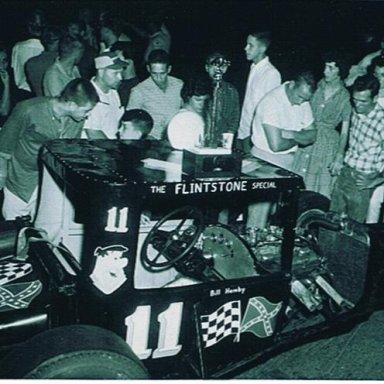 Bill Hemby Flintstone Win