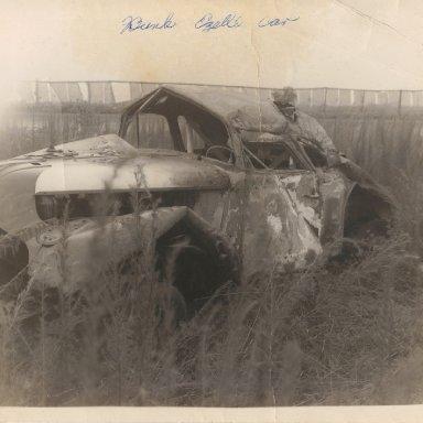 Bunk Ezell's Car