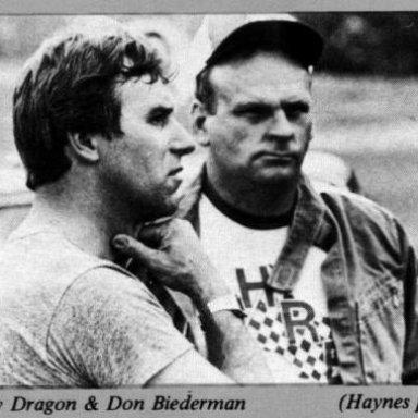 Bobby Dragon & Don Biederman-Oxford Program