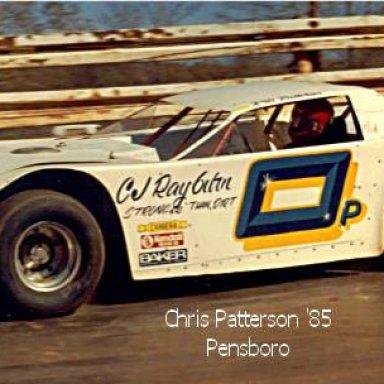 KrisPatterson'85Pensboro