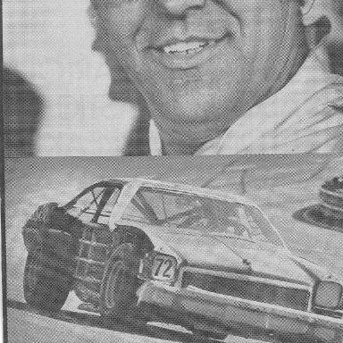 Benny Parsons 1973 Champ
