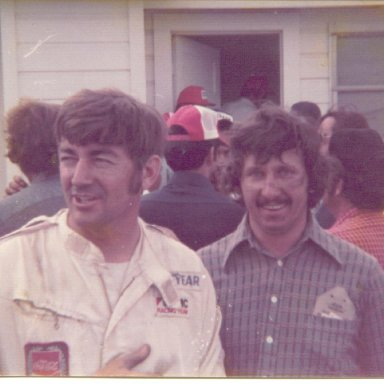 Bobby Allison & Neil Bonnett