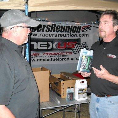 Jeff Gilder and Nexus Rep