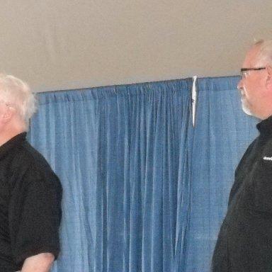 John Wise and Jeff Gilder