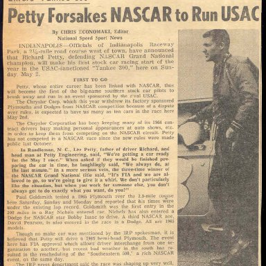 RP GOES USAC