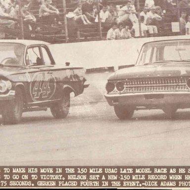 AUGUST 13, 1961 - MILWAUKEE