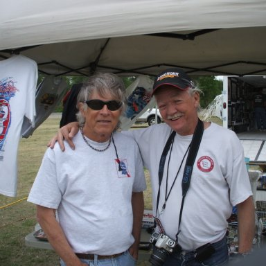 L'il Bud Moore and Ray Lamm
