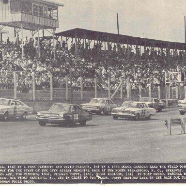 NORTH WILKSBORO 1966