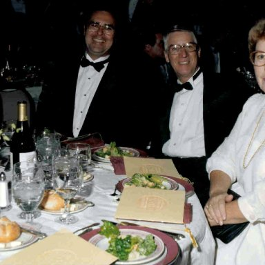 New York Banquet 1985