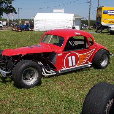 Ray Hendrick Coupe