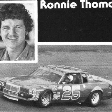 Ronnie Thomas