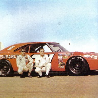 Bobby Isaac and Harry hyde