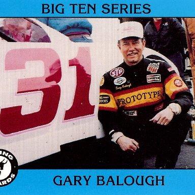 Gary Balough