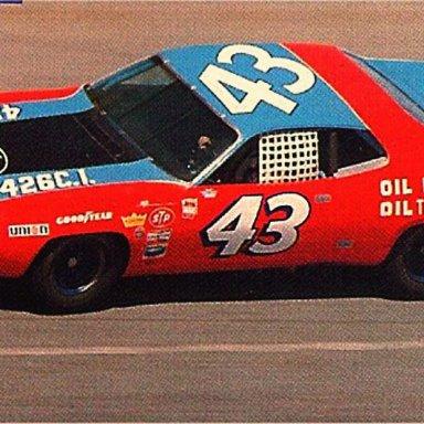 1972 STP Plymouth