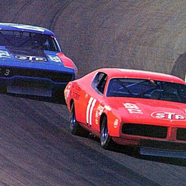 1972 Baker and Petty at Ontario